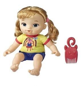 """Littles by Baby Alive, Littles Squad, Little Astrid 9"""" Doll NEW"""