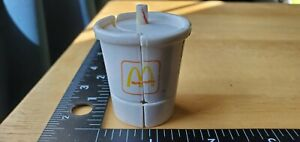 1988 McDonalds Changeables Soft Drink Happy Meal Toy Krypto Cup cake topper