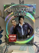 Quantum Leap - The Complete Third Season (Dvd, 2005, 3-Disc Set)