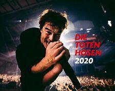 Toten Hosen Wand-Kalender 2020 NEU