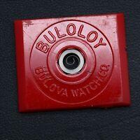 6AK Buloloy Insertopak Wrist Watch Bulova Factory Replacement Mainspring #53