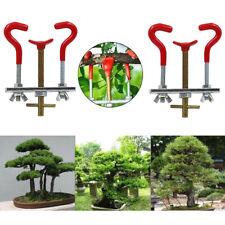 2pcs Alloy Steel Bonsai Tools Trunk Bender Garden Bonsai Tools Kit Plant Care