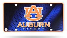 Auburn Tigers 150202 Metal Aluminum Novelty Tag License Plate University Of