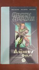 Green Arrow: Archer's Quest Deluxe Edition by Meltzer Hester & Parks 2015 HC NEW