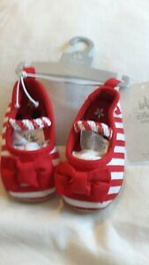 Disney Baby Shoes. 0-6 months. Brand new.