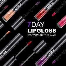 7 Days Set Matte Lip Color Velvet Mist Non-stick Cup Permanent Liquid Lipstick