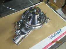 392 354 331 Hemi complete Alum Polished Water Pump Conversion BBC to Hemi drag