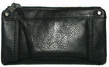 THE SAK Silverlake Black Leather Bifold  Clutch Wallet NWT