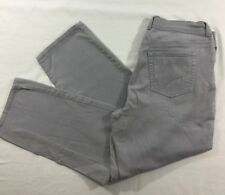 Gloria Vanderbilt Gray Jeans Size 12 Cotton Spandex Blend