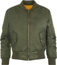 Cappotti e giacche da donna verde nessuna fantasia taglia 42