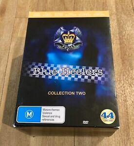 BLUE HEELERS - Collection Two 2 DVD Set Series 44 Discs Season 4 5 6 7 Region 4