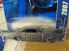 Hot Wheels 1964 Buick Riviera 2007 All Stars Gray!