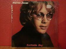 WARREN ZEVON Excitable Boy VG Vinyl 6E-118