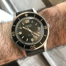 Blancpain Fifty Fathoms Aqua Lung Vintage 100% Original Amazing Collector Piece