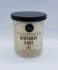 DW Home Birthday Cake Candle 3.8 oz Jar