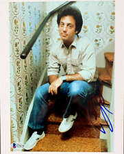 Billy Joel Signed Autographed 8x10 Photograph Beckett BAS
