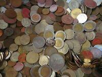 1 Kg Münzen Europa Nordamerika - Kilo - Kilogramm - Toppreis für Münzkiloware