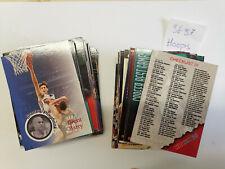 1996-97 Hoops 132x NBA Trading Card Basketball Karten Sammelkarten Sammlung