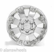 "4 NEW Chevy Colorado Chrome 18"" Factory OEM Wheels Rims Lugs Free Ship 88968799"