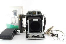 Zoll EXC CM Horseman 970 Range Finder Mittelformat Kamera Mit / 6x9 Hintere