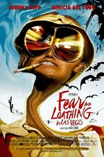 Fear And Loathing In Las Vegas Movie Poster 11x17 Mini Poster (28cm x43cm)