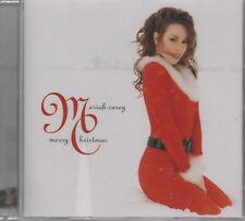 MARIAH CAREY - Merry Christmas - CD album (New & sealed)
