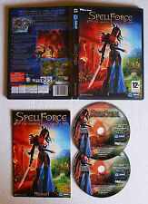 SPELL FORCE sur PC