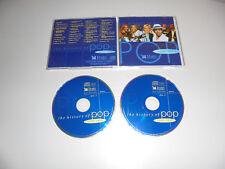 2 CD The History of Pop 1995 -1999 38.Tracks Haddaway Loona Spice Girls Nana 177