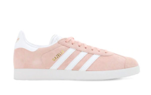 Light Pink Gazelle Adidas Women's Sneaker, Size 8.5 (retail: $95)