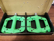 Race Face Chester Composite Pedals, Green