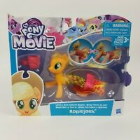 My Little Pony The Movie Applejack Land And Sea Fashion Styles Figure Play New