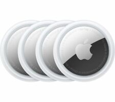 APPLE AirTag Bluetooth Tracker - Pack of 4 - Currys