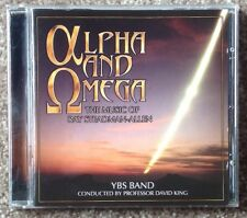 YBS Band - Alpha And Omega: The Music Of Ray Steadman-Allen [CD]
