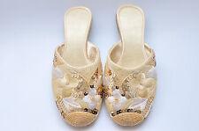original traditional asian china shoes Damen Schuhe Hausschuhe Gr. 39