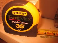 Stanley 33-735 35' FatMax Tape Rule