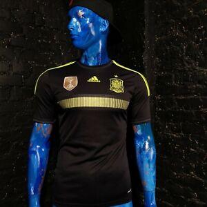 Spain Jersey Away football shirt 2013 - 2015 Adidas F39821 Trikot Mens Size S
