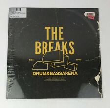 """Drum & Bass Arena The Breaks Ep Limited Edition 10"""" Vinyl  - NEW"""