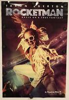 "ROCKETMAN Original 27"" X 40"" DS/Rolled Movie Poster - 2019 - ELTON JOHN"