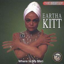 Best Of: Where Is My Man by Eartha Kitt