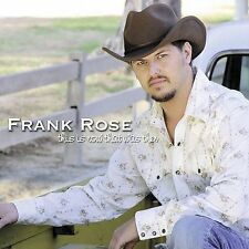 FREE US SHIP. on ANY 2 CDs! NEW CD Frank Rose: This Is Now That Was Then