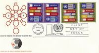UNITED NATIONS 1969 INSTITUTE FOR TRAINING AND RESEARCH FIRST DAY COVER