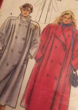 Burda Vintage Pattern  6209 Misses Coat FF Euro Sizing