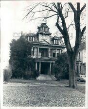 1973 Historic Bullard Hart House Columbus Georgia Press Photo