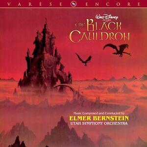 TARAM ET LE CHAUDRON MAGIQUE (THE BLACK CAULDRON) MUSIQUE - ELMER BERNSTEIN (CD)