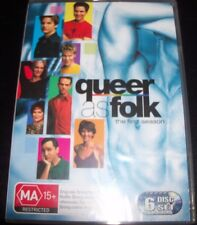 Queer As Folk The Complete 1st First Season 1 (Australia Region 4) DVD – New