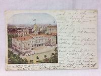 Vintage Postcard 1913 City Hall New York, New York