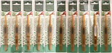 Clover Soft Touch Crochet Hook Comfort Grip B C D E F G H I J 7 2.25Mm - 6.00Mm