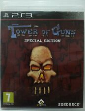 Tower Of Guns. Special Edition. Ps3. Fisico. Pal España