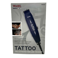 Wahl Professional 785043 Professional Tattoo Trimmer Model 8043-200 (Free Ship)