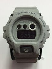 CASIO G-SHOCK Men's Heathered Series Gray Resin Ana-Digi WATCH GDX6900HT-8